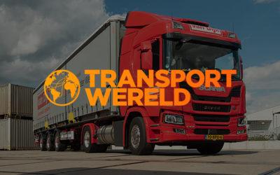Van Dijk Logistics te zien op RTL Transportwereld