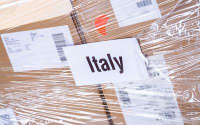 Transporteur Italië kiezen. Waar moet u op letten?